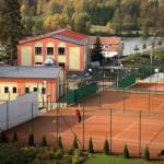 Velmi navštěvovaný a oblíbený sportovní areál Českého Švýcarska v Krásné Lípě