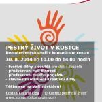 Den Českého Švýcarska - Pestrý Život v kostce